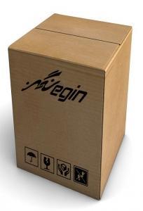 میز عسلی چمدانی مدل 0013 نگین چوب صفحه وکیوم پایه استیل