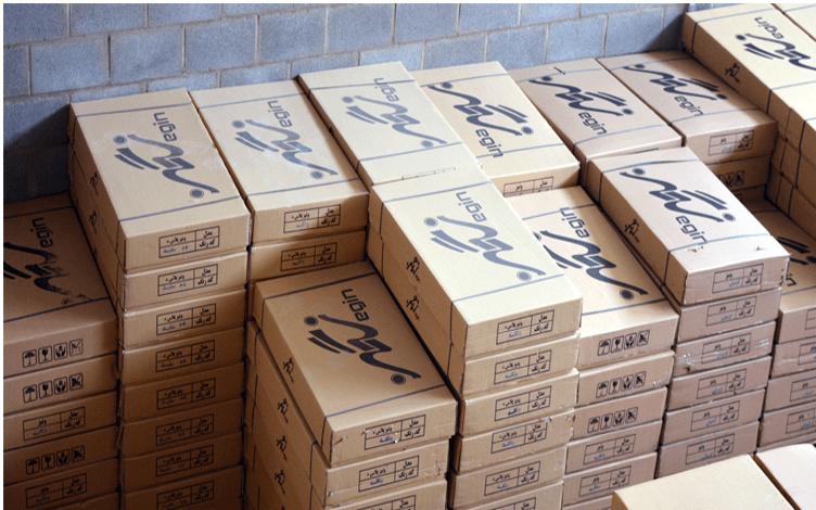 گالری تصاویر شرکت تولیدی نگین چوب