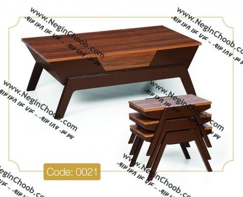 فروش میز جلو مبلی مدرن متناسب با دکوراسیون های داخلی جدید