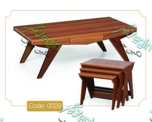 فروش و پخش عمده انواع میز جلو مبلی و عسلی